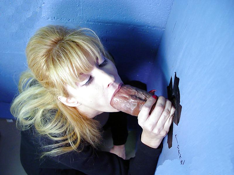 The Glory Hole Wife Likes