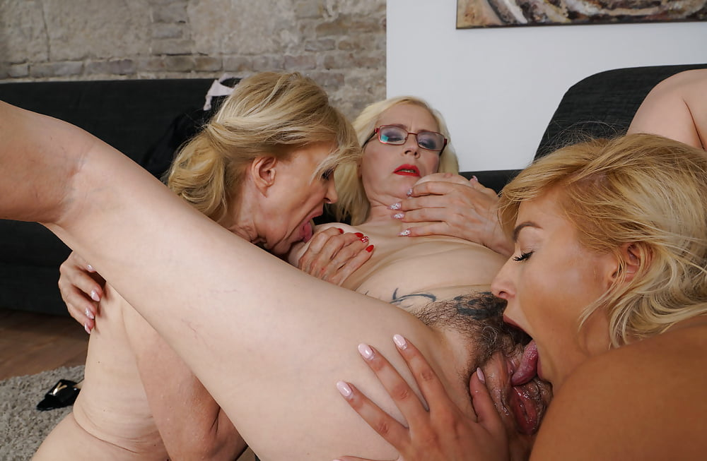 Young old lesbian porn tube