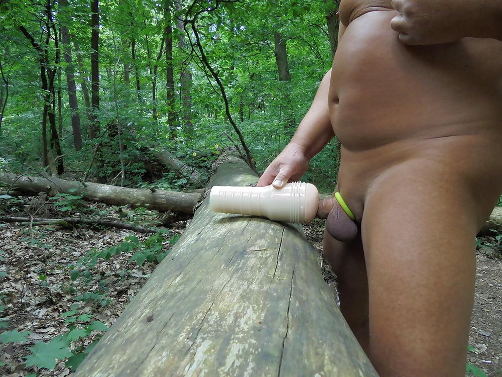 Italienerin Anal Wald Femdom