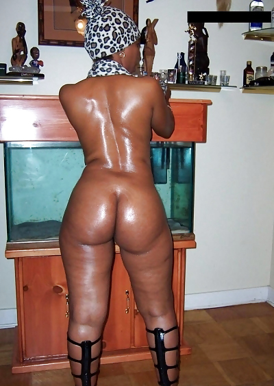Naked black sexy ladies