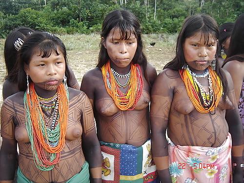 teens Nude south american