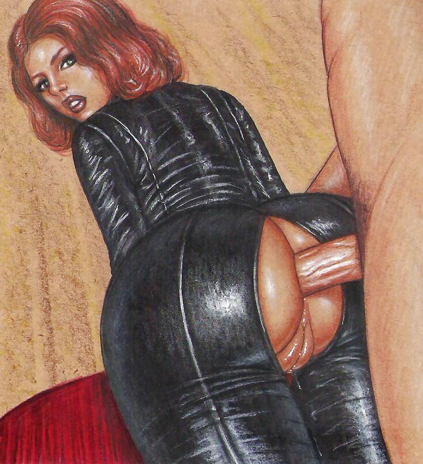 Неутешные вдовы порнофильм