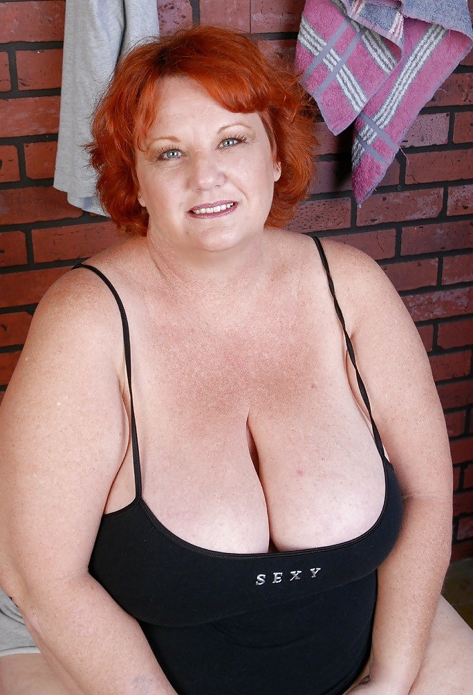Hot bbw grandma
