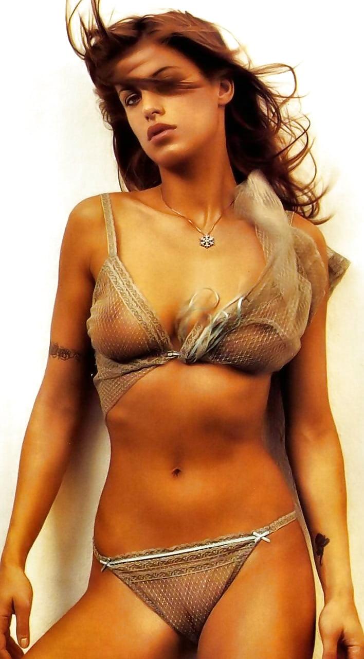 Elisabetta canalis hot nude