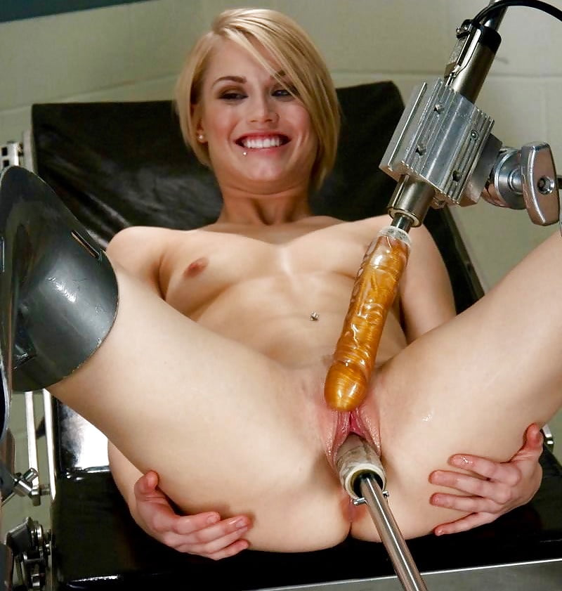 Introduce my wife to a fucking machine 11