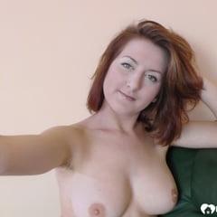 Economy Professor Shows Her Magnificent Big Tits