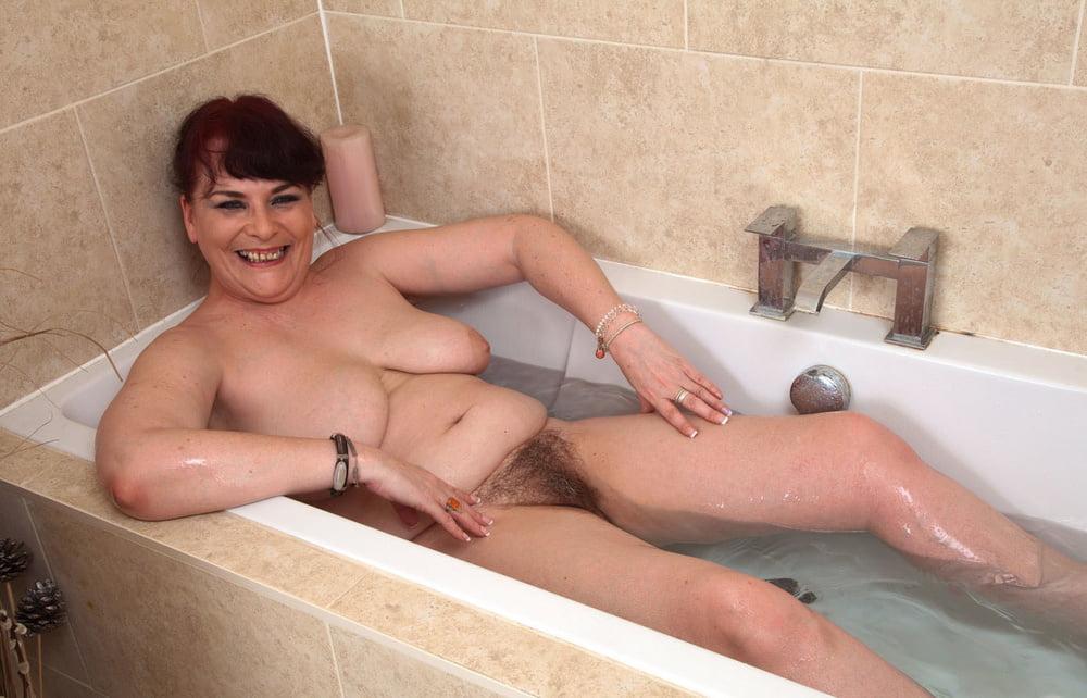 My wife masturbating in the bathroom