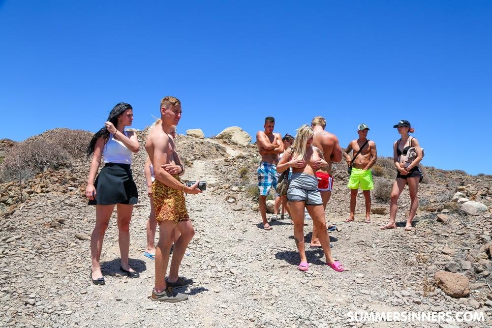 Seaside Madness at SummerSinners - 18 Pics