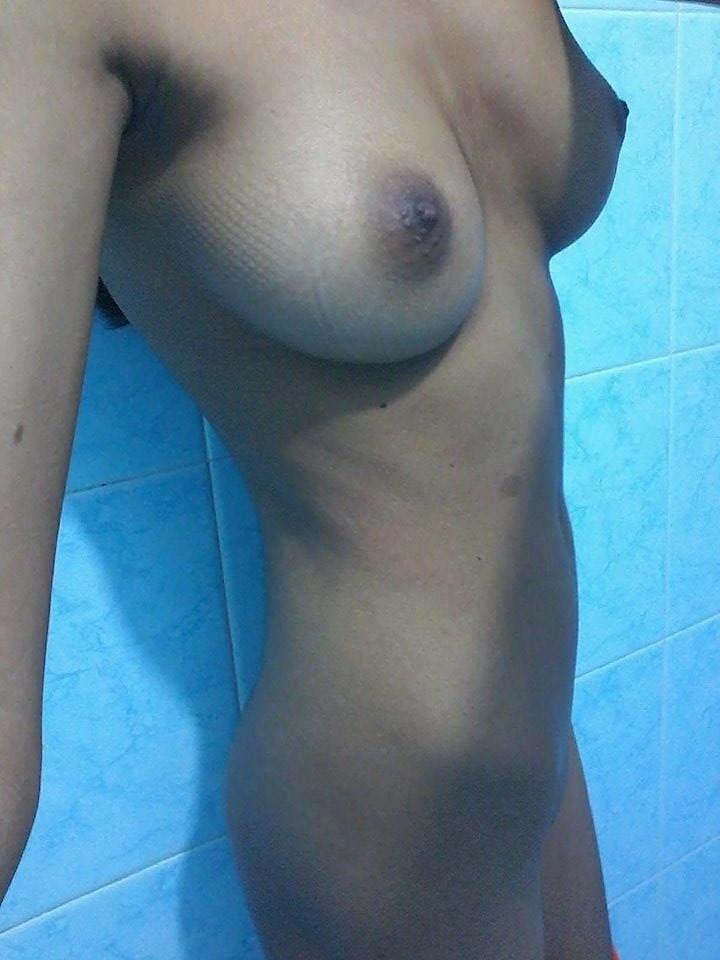 Nude female locker room