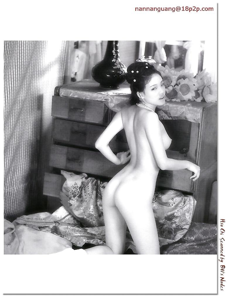 Hsu Chi pussy Nude pics