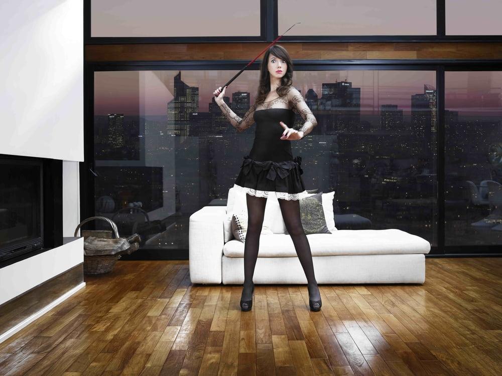 Delphine McCarty - 7 Pics