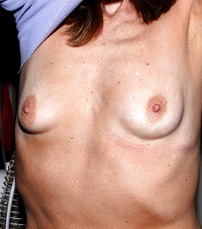 Small Saggy Tits