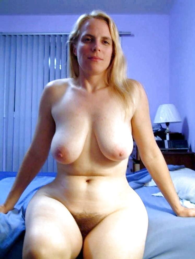 Thick curvy mom