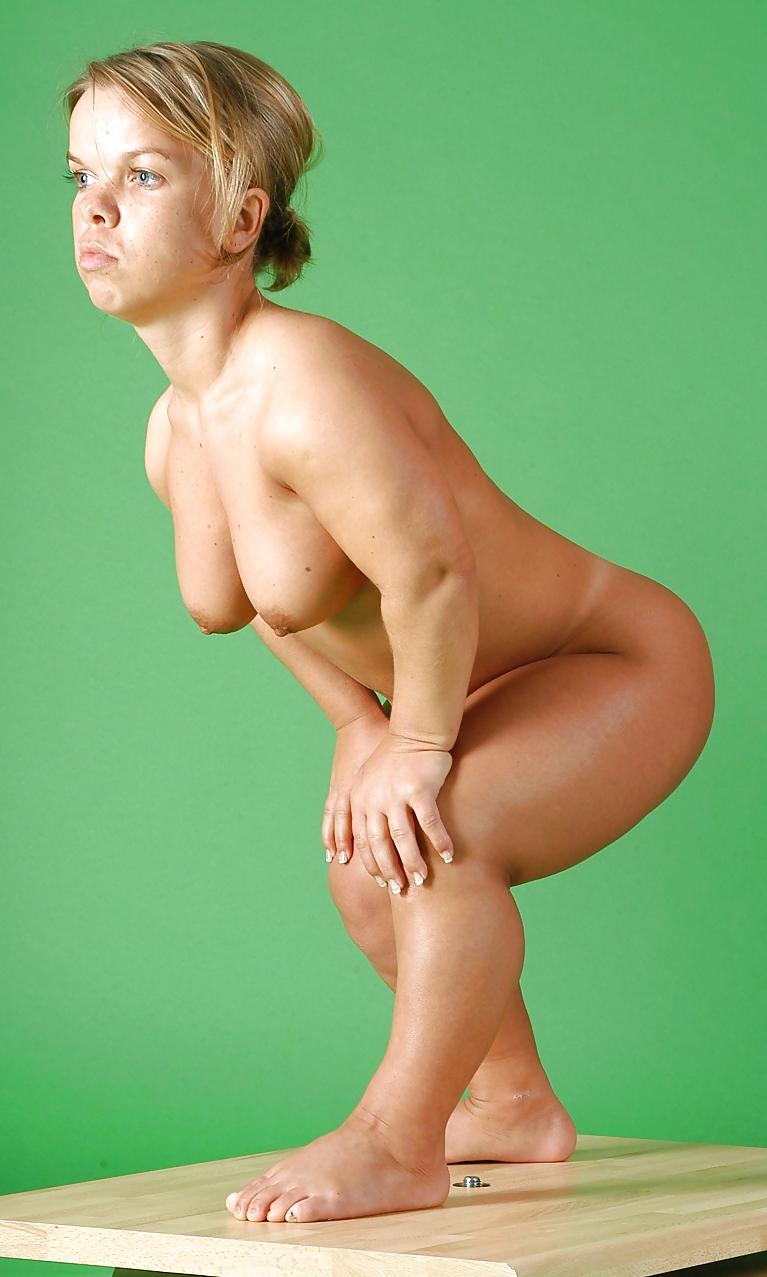 Nude female anatomy pics