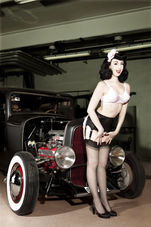 Busty rockabilly girl hot 10