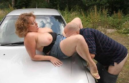 fucking good outdoor ladys