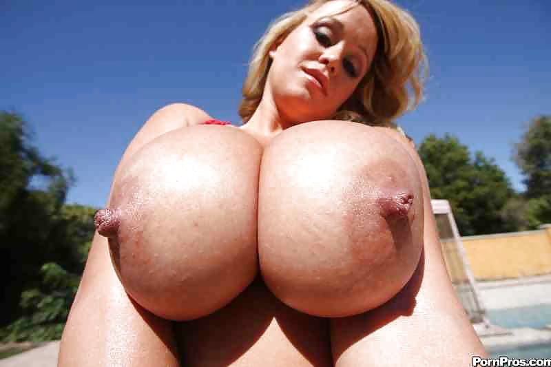 nipples huge brandy talore