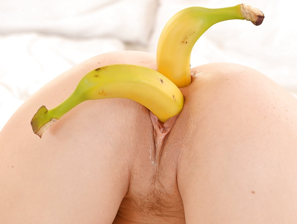 Sex hardcore cucumbers bananas pics katrina with