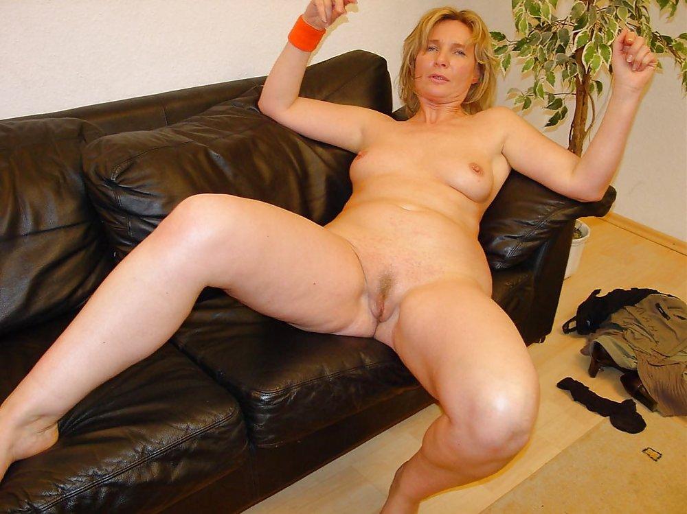 Nude Mature German Milf
