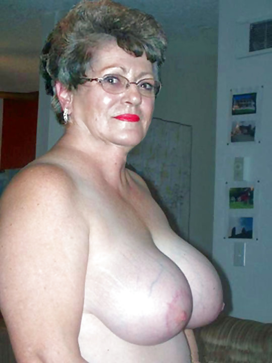 Nude thick older women
