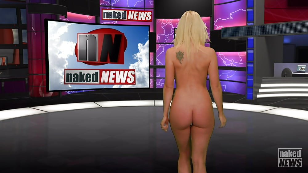 Naked News With Really Gorgeous Babes