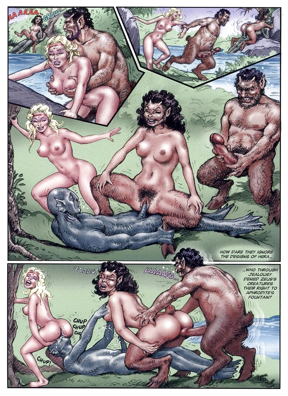 Ancient greek myth