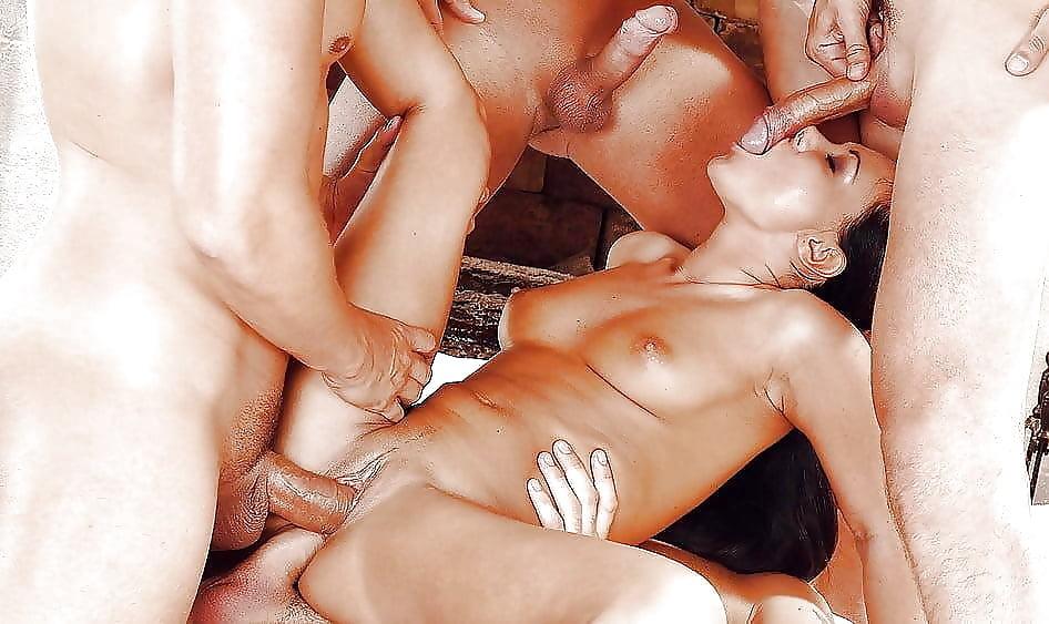 секс в троем смотреть видео онлайн - 3