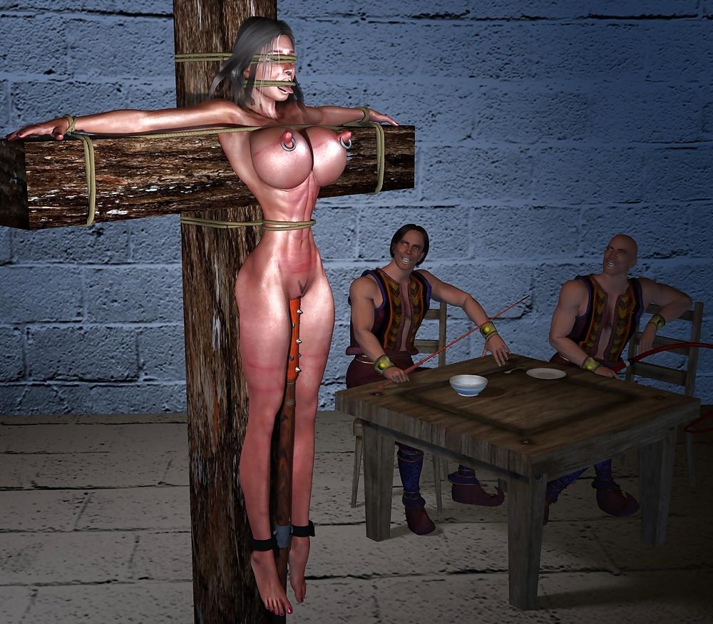 Medieval torture bbw