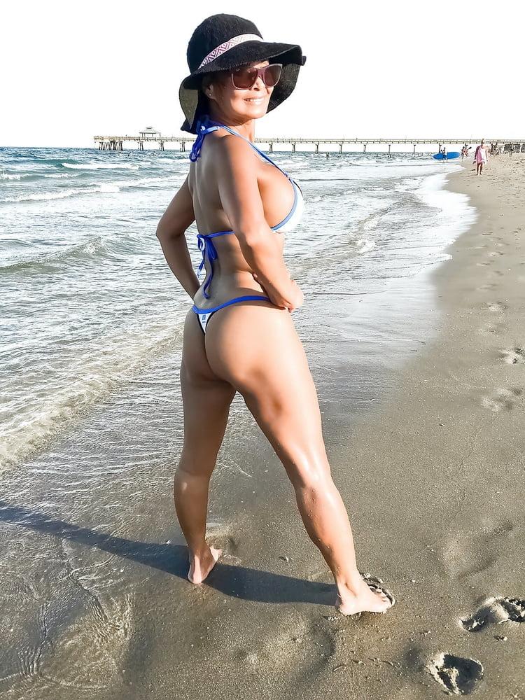 Real see thru bikini xhamster