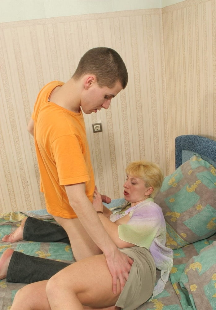 Russian mommies prefer young stallions - 241 Pics