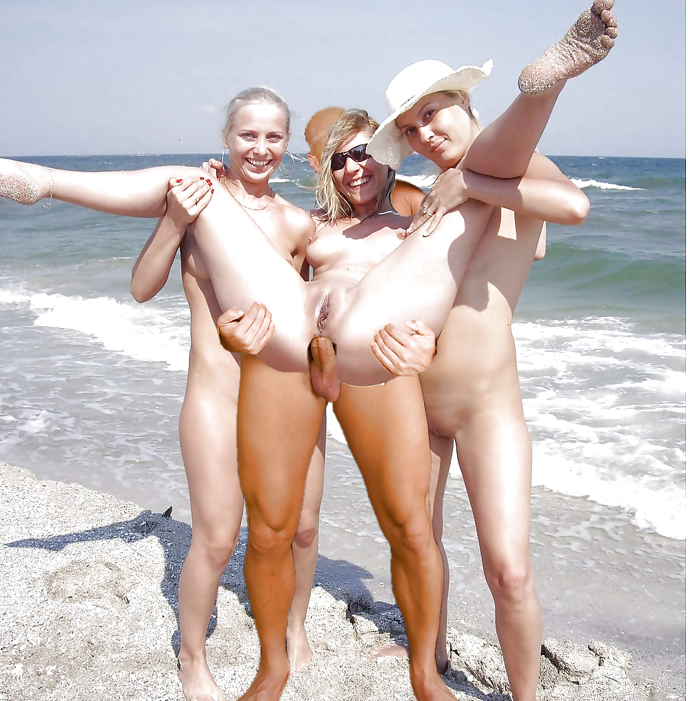 So, It's Just A Nude Beach, Right