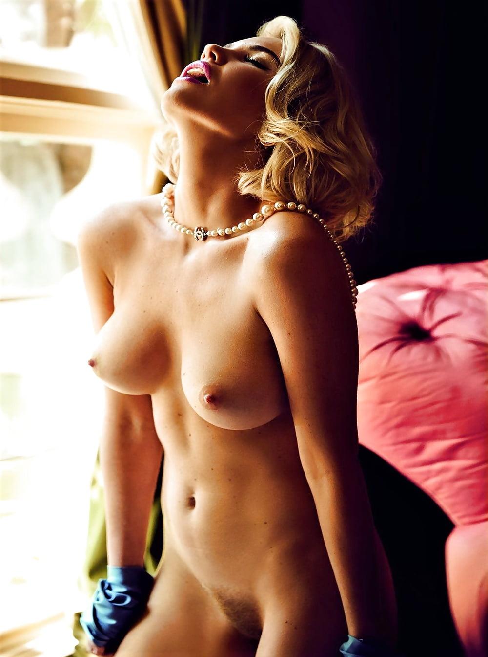 Collins Nude Playboy Marla Ann