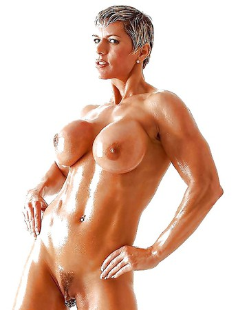 Attractive Body Build Nude Png