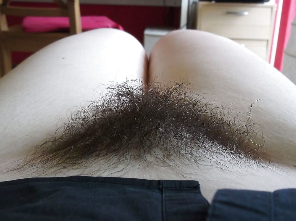My Hairy Wife Show Her Hairy Furry Bushy Cunt Wants Sex With Big Cocks