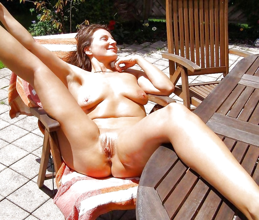 Not Mature naked in public wife