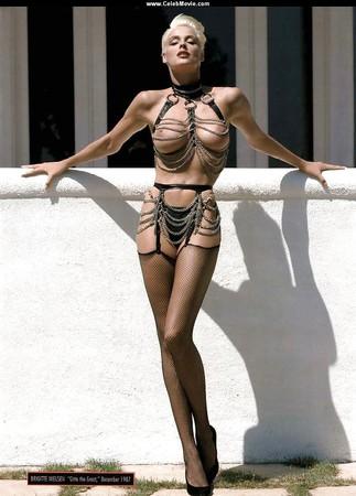 Brigitte nielsen naked