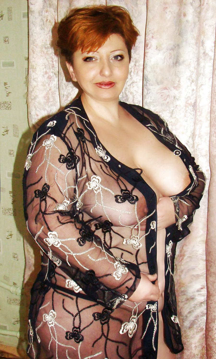 Сексуальные русские зрелые женщины фото — 8