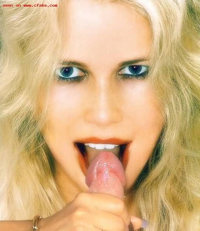 Claudia Schiffer Porn Pics