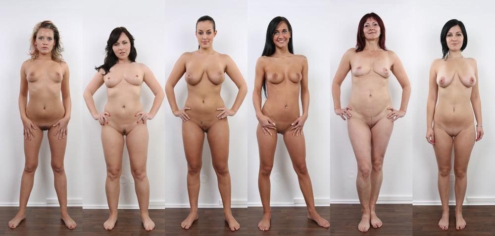 Naked Average Women Nude
