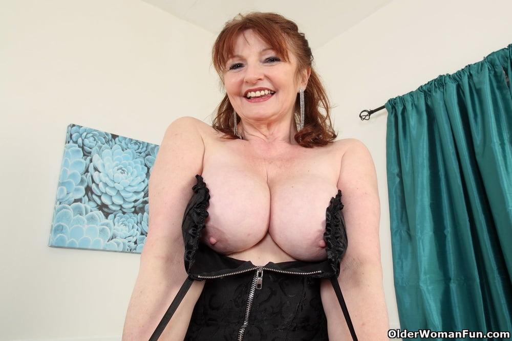 Lady Ava from OlderWomanFun - 12 Pics