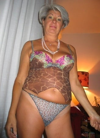 Lingerie grannies in 11 Middle
