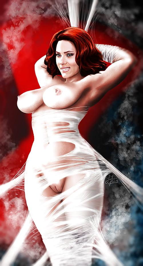 Scarlett pomers sexy