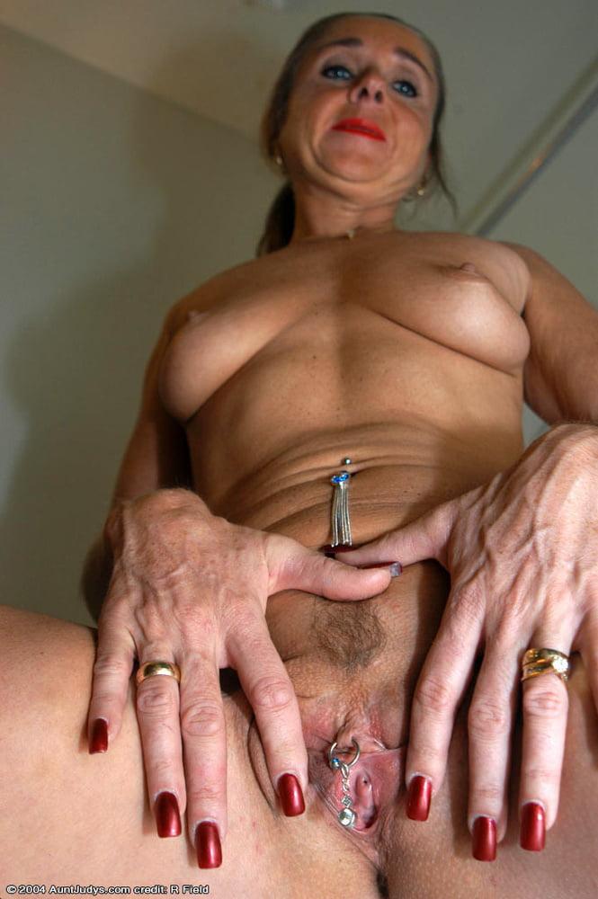 Granny Clit Photo