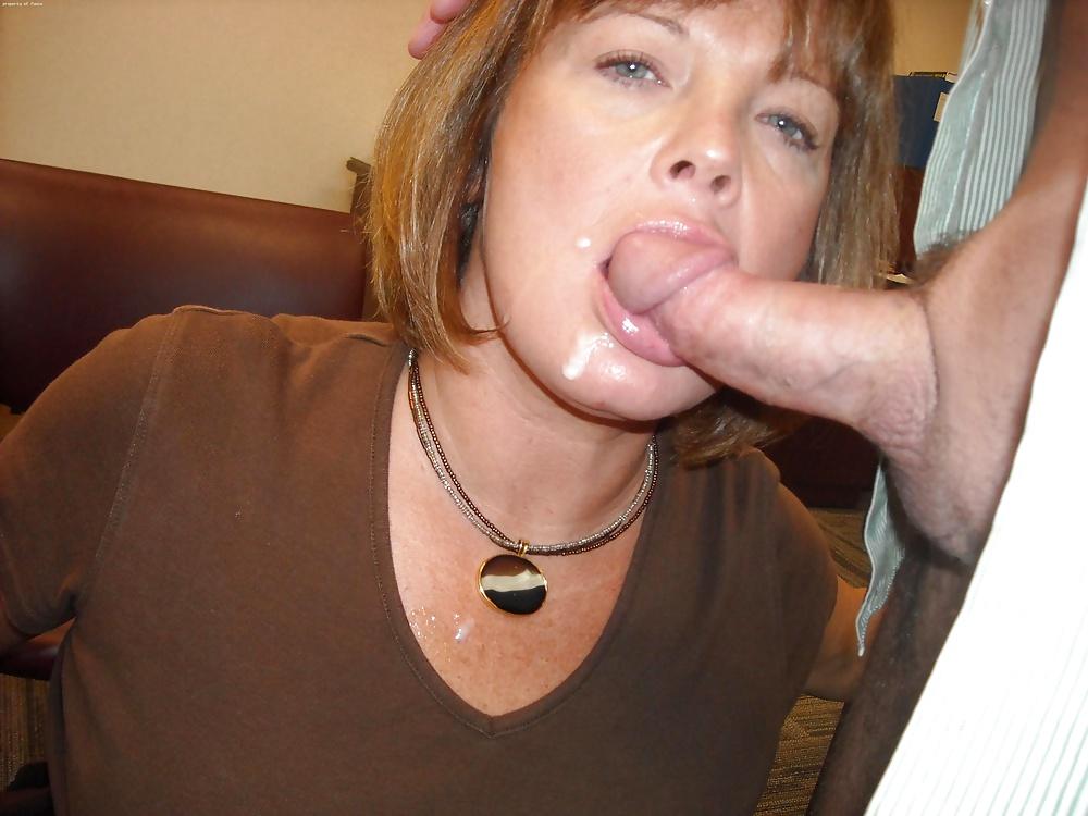смотреть фотографии зрелых женщин членом во рту - 6