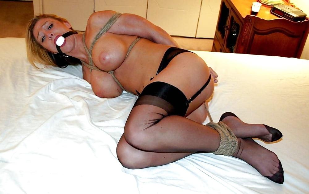 Milf bondage sex pics
