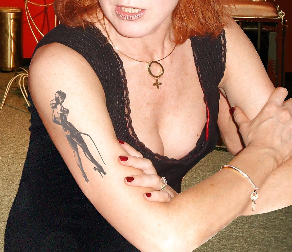 Femdom Tattoo