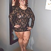 Mature chubby cellulite