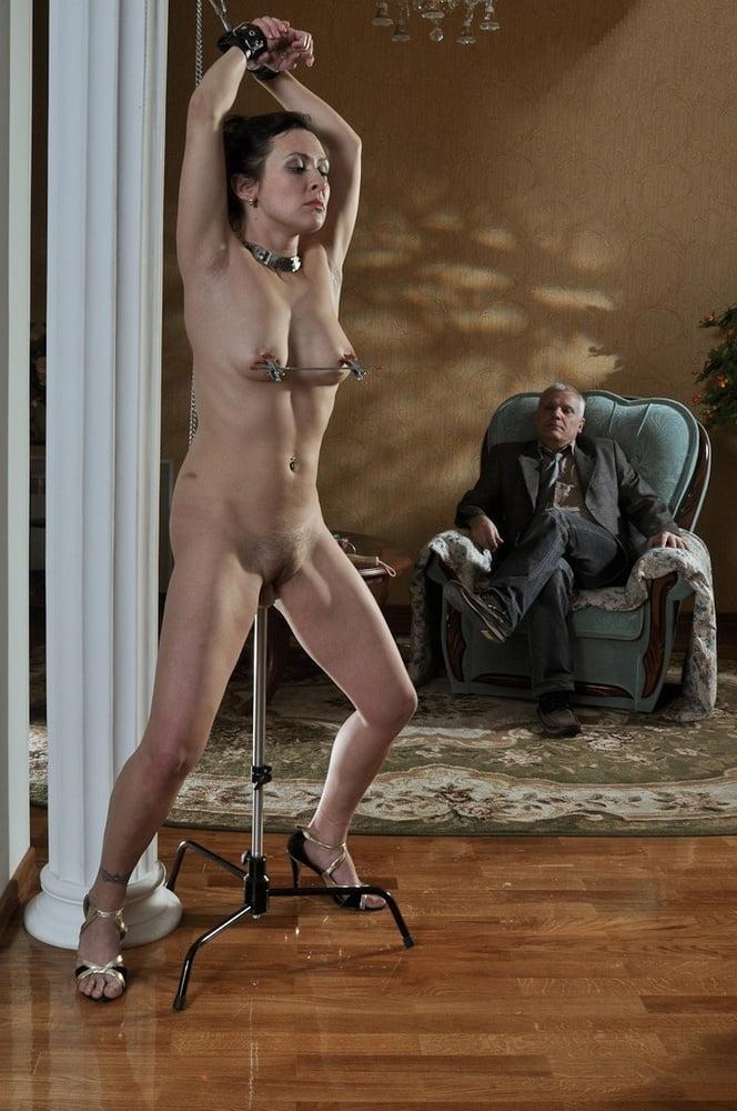 Svetlana Wants To Be A Slave