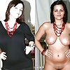 Real Amateur Wives - Dressed & Undressed 4