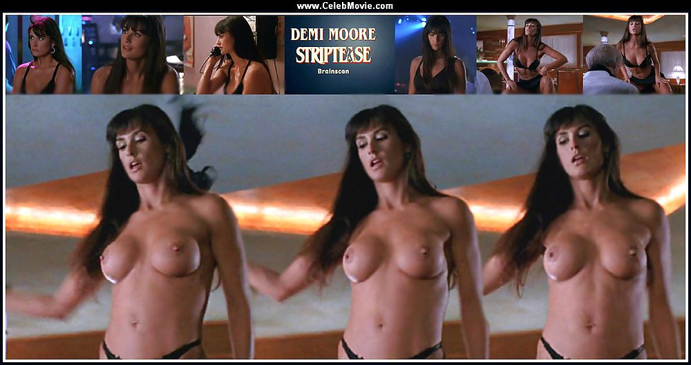 Demi moore nude pictures gallery, nude and sex scenes